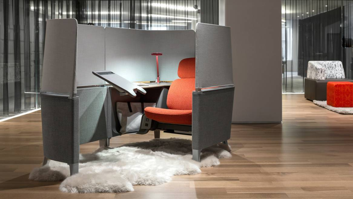 3 Ways Your Office Can Support Your Need for Privacy - Steelcase