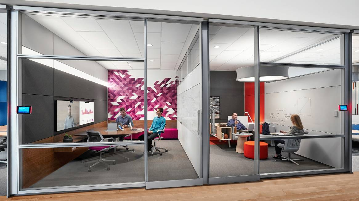 What Makes A Smart Connected Workspace Steelcase