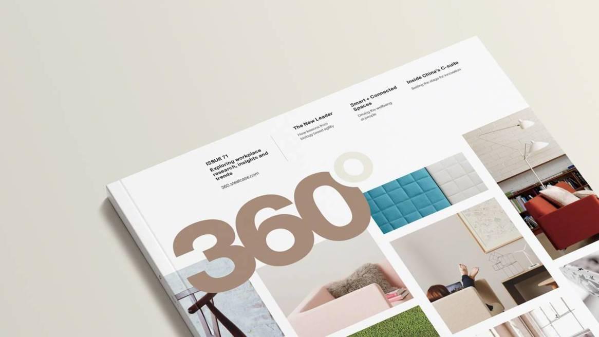 Office Renaissance 360 magazine cover