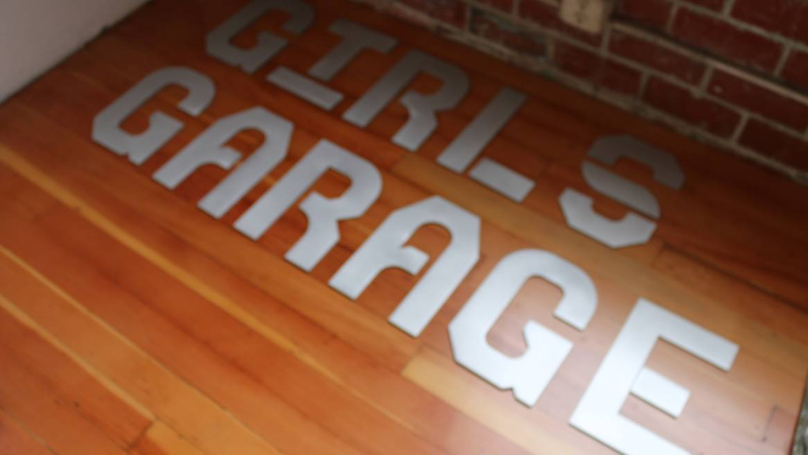 360 magazine girls garage stereotype busting design