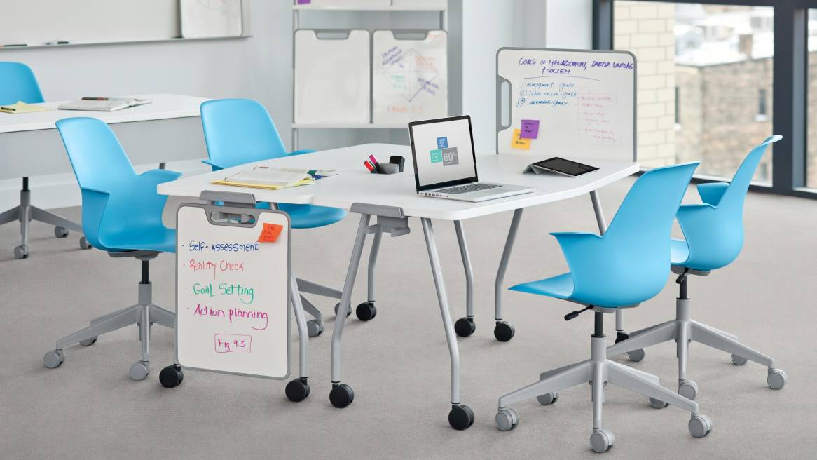 Node Classroom Chairs for Active Learning - Steelcase
