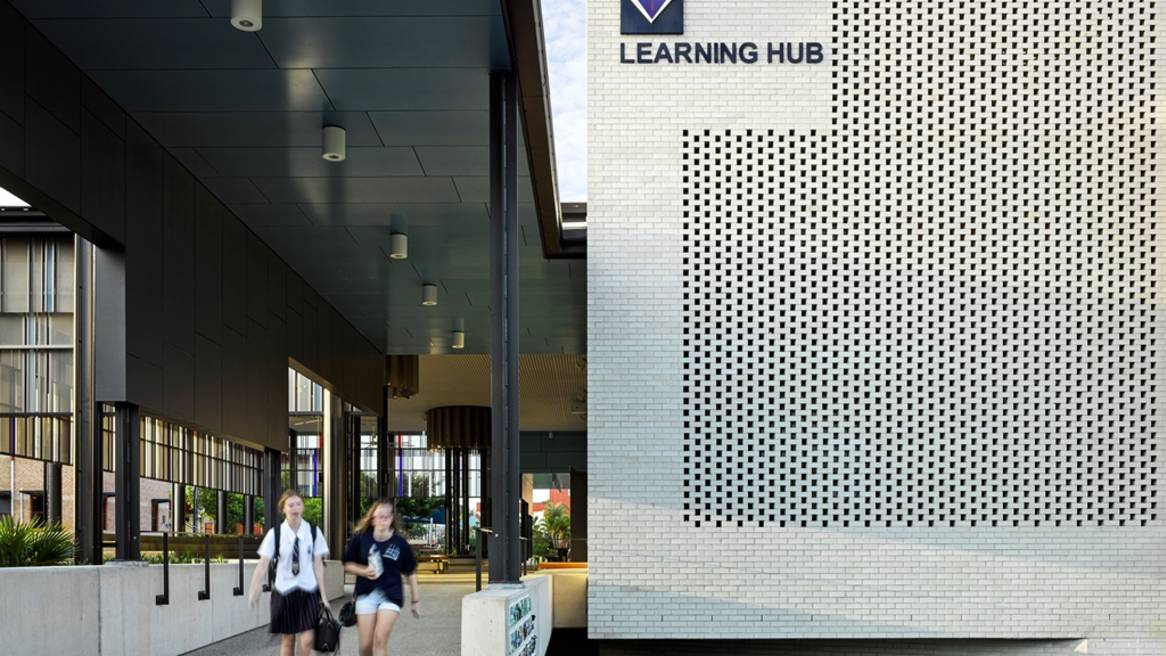 St Andrews Anglican College Learning Hub