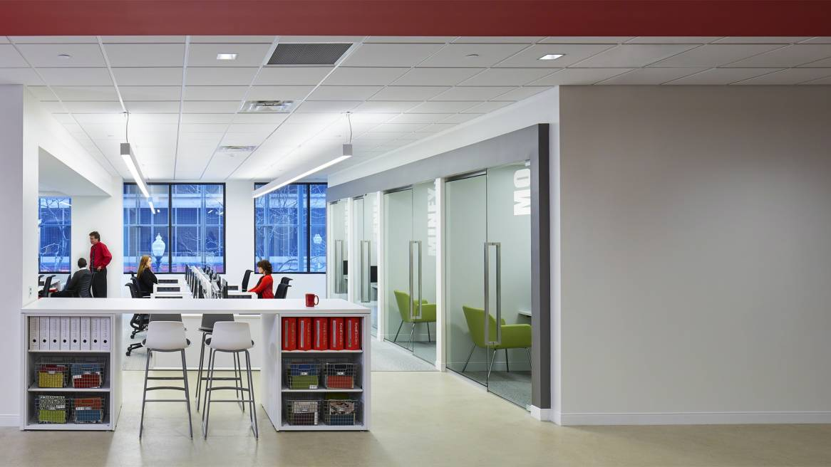 For Many Years, Architects And Designers In The St. Paul, Minn. Architecture  Office Of HDR, The Global Engineering And Architecture Firm, Told Clients  That ...