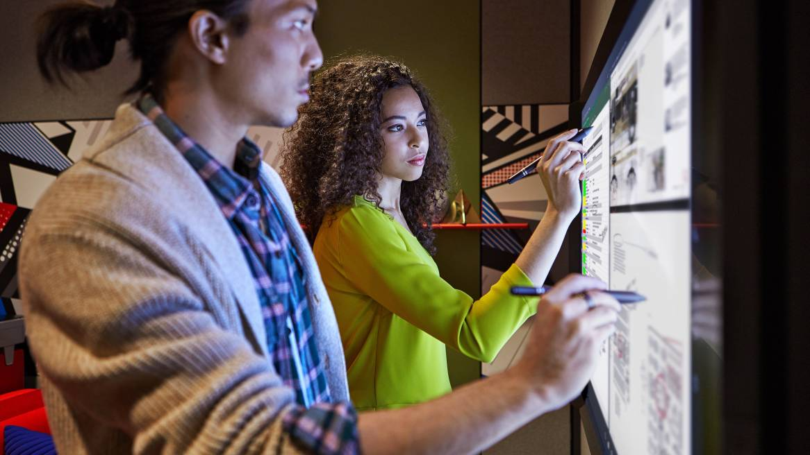 Microsoft and Steelcase Partnership