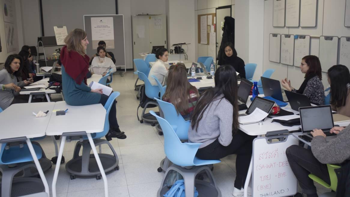 magazine 360 apprentissage actif à l'école polytechnique de milan