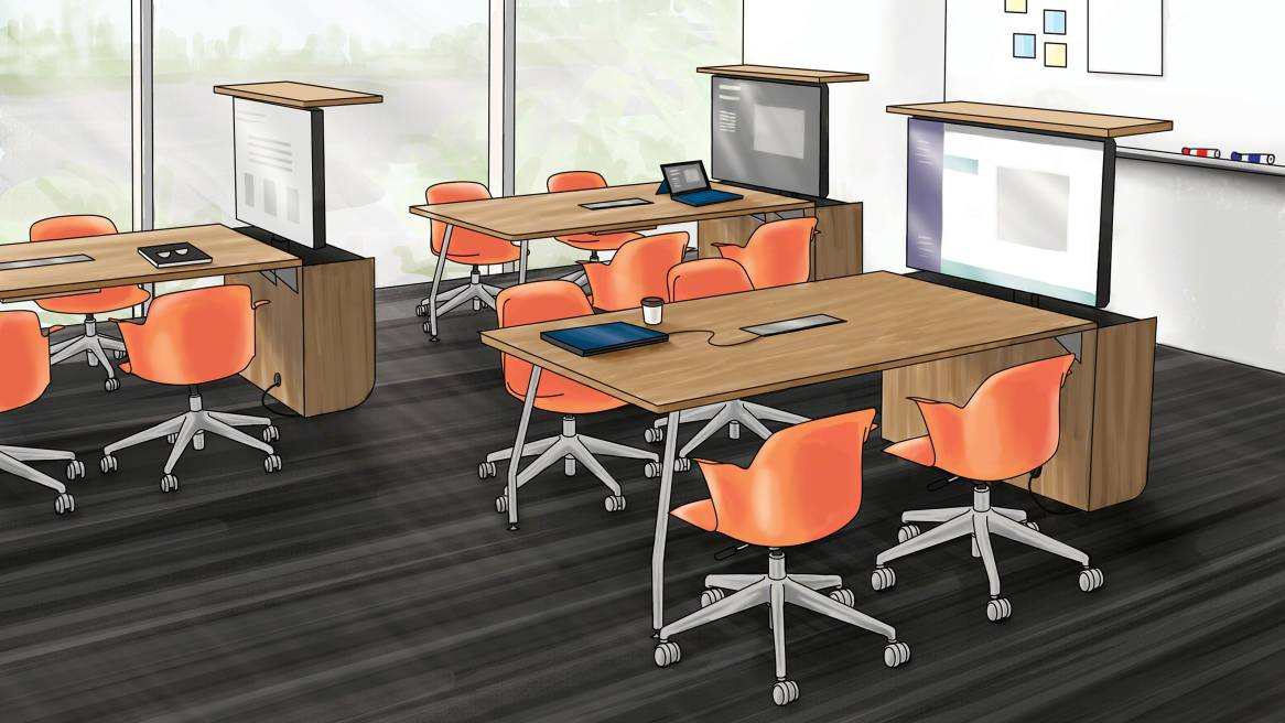 360 magazine verb active media table activates large classrooms
