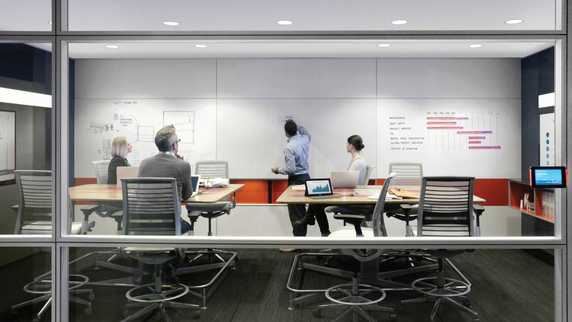 how workspace design fosters innovation steelcase