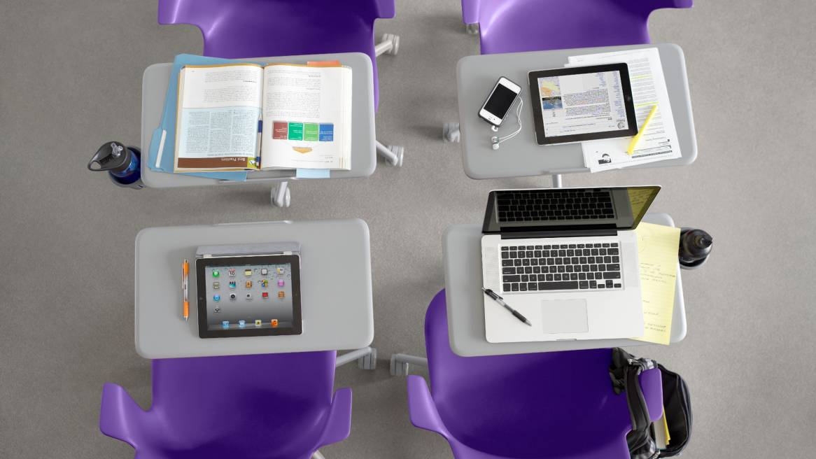 360 magazine the newmark school adds flexible space