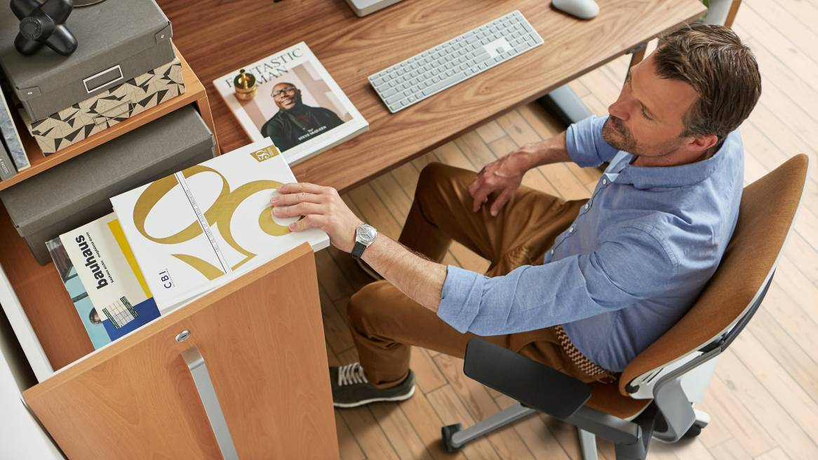 Interior Designers Working Conditions 6 ways to relieve stress & boost the wellbeing of workers - steelcase