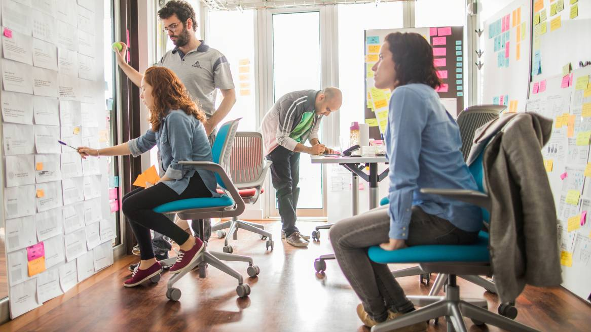 Q A With Ideo Six Qualities Driving Innovation In The Workplace Steelcase