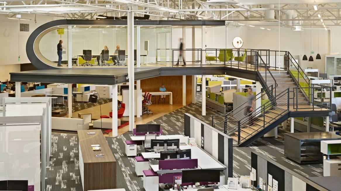 360 magazine 洞察与数据扭转办公场所文化