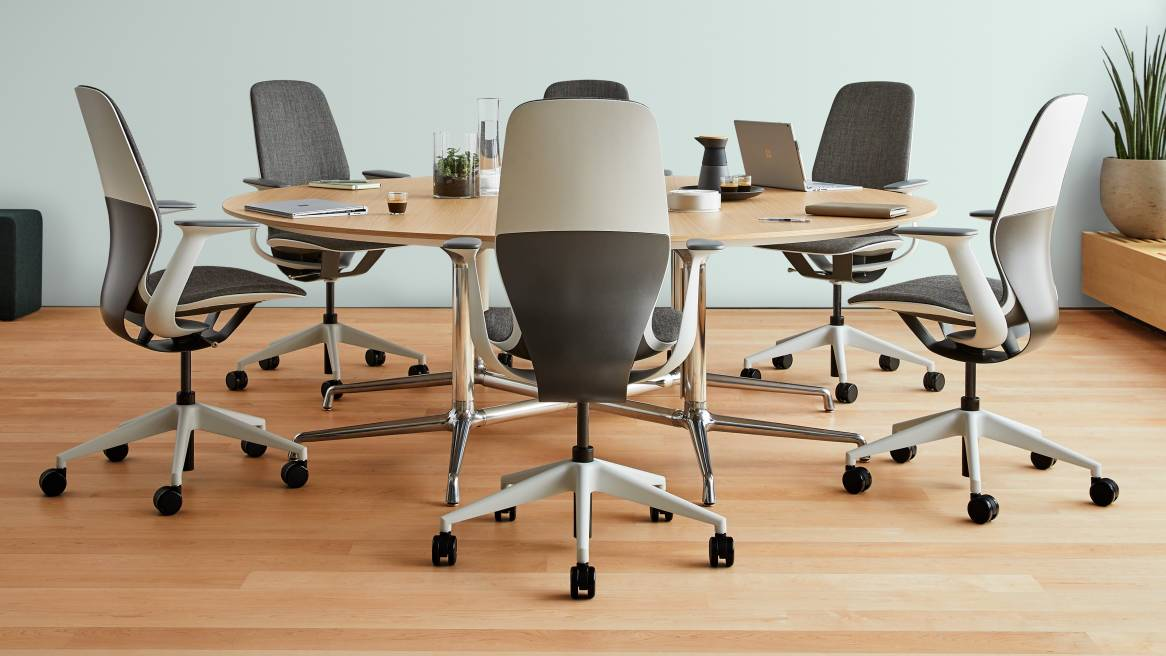 SILQ office chairs