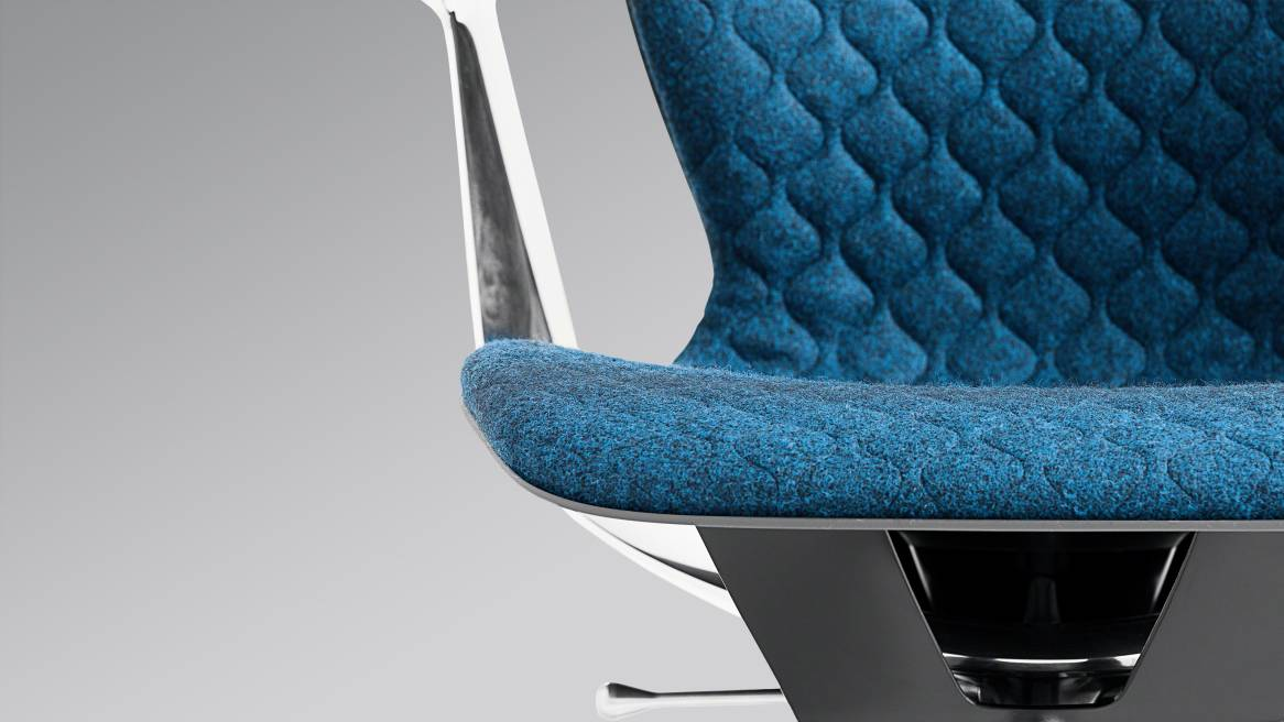 We're celebrating SILQ – a breakthrough that transforms seating design.