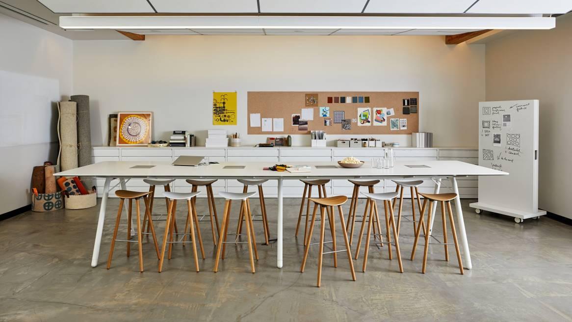 Enea Café Wood Stool