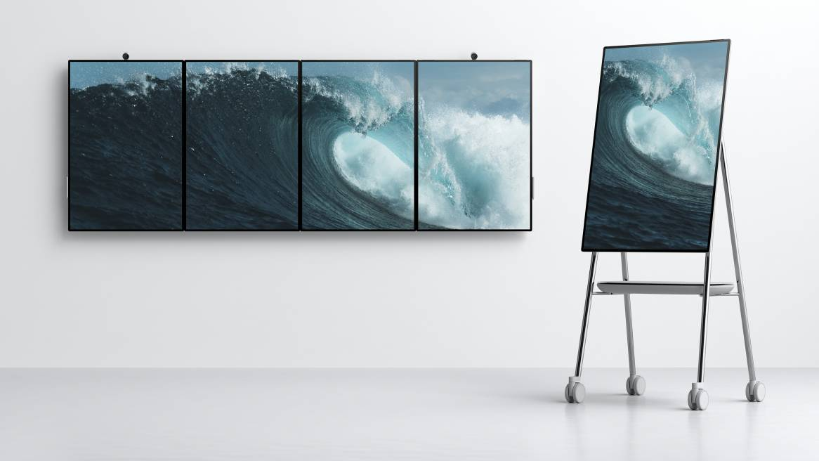 Steelcase Teams with Microsoft to Optimize Surface Hub 2