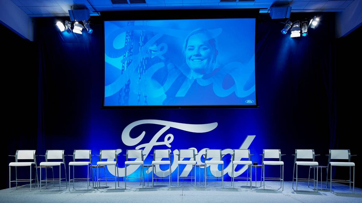 Ford Leadership Meeting Design