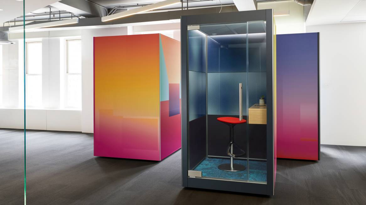 How Elevator Design Inspired SnapCabu0027s Office Pods