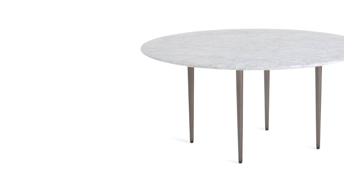 Remarkable West Elm Work Horizon Round Coffee Table Steelcase Caraccident5 Cool Chair Designs And Ideas Caraccident5Info
