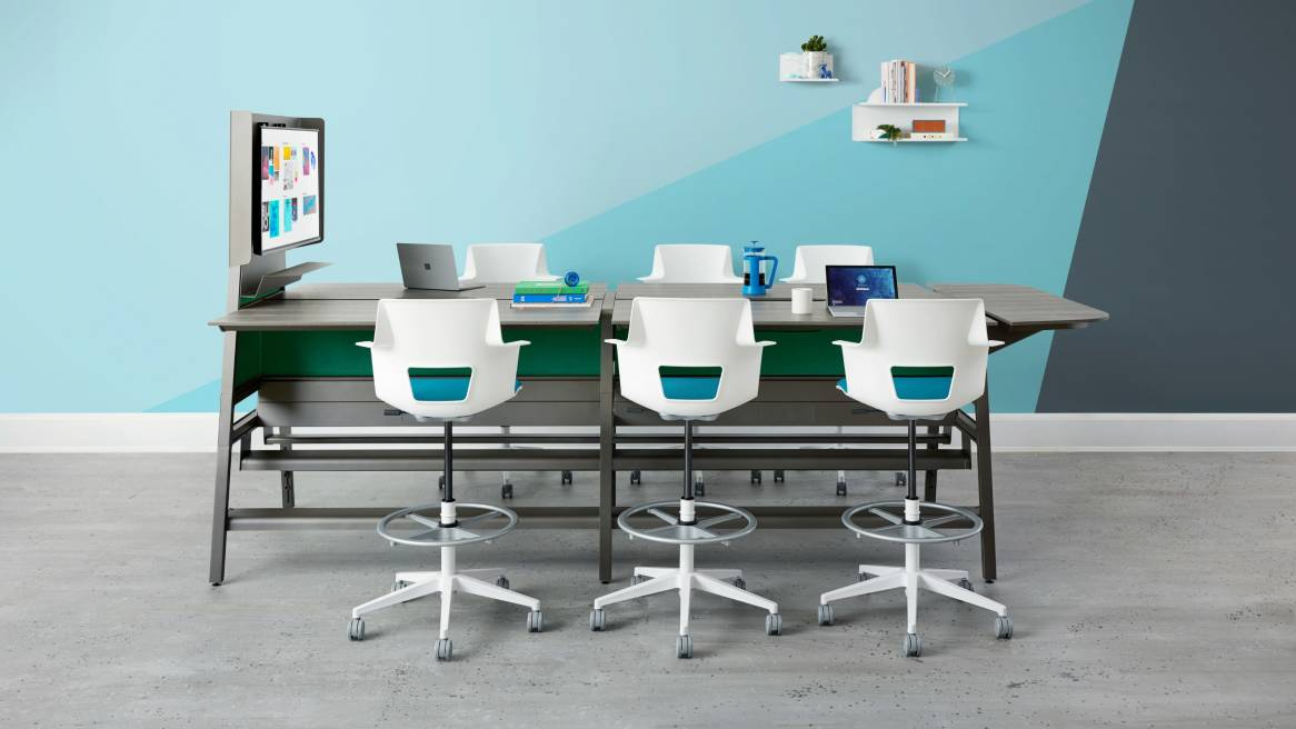Modern Office Furniture By Turnstone Steelcase