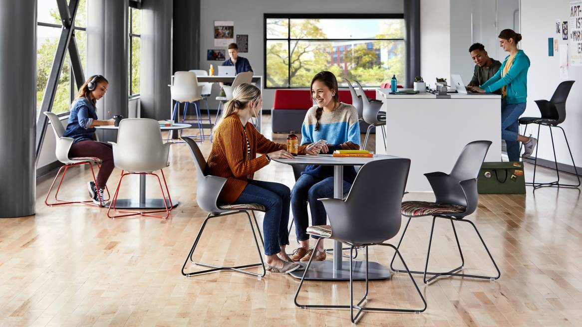 Outstanding Node Desk Chairs Classroom Furniture Steelcase Alphanode Cool Chair Designs And Ideas Alphanodeonline