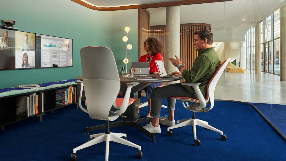 Smart + Connected Workplace