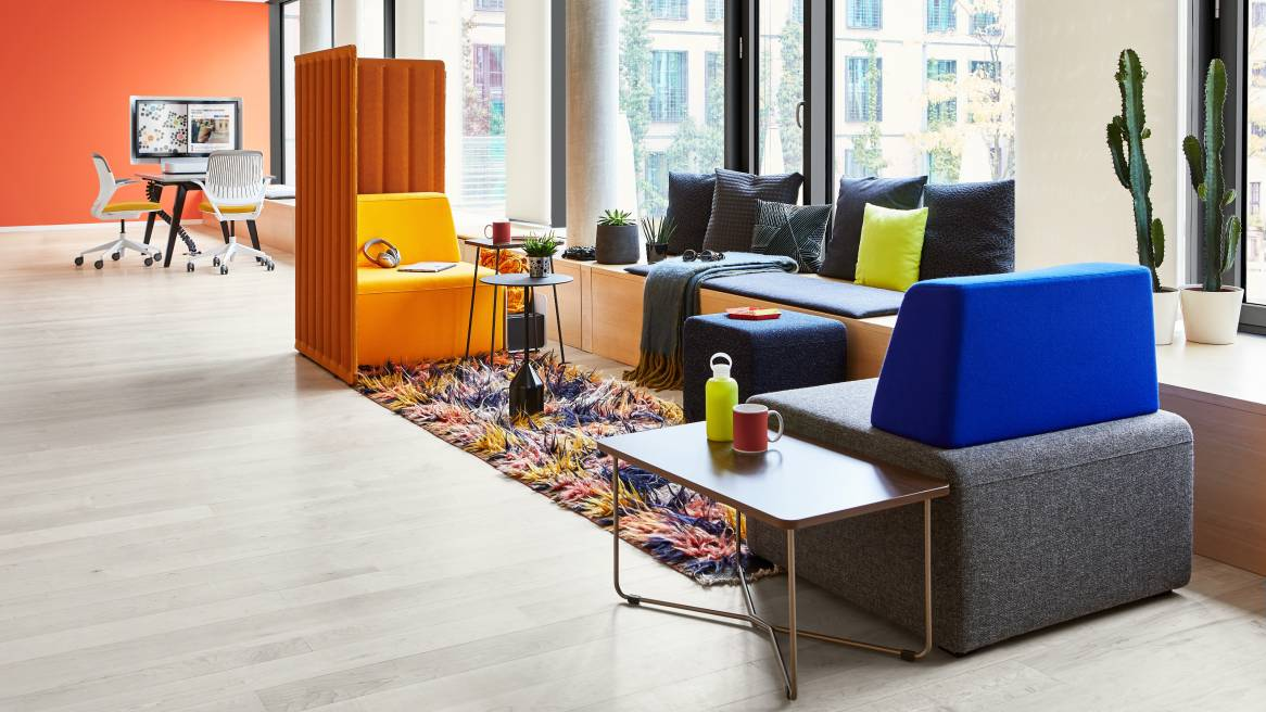 The Steelcase Inspiring Spaces