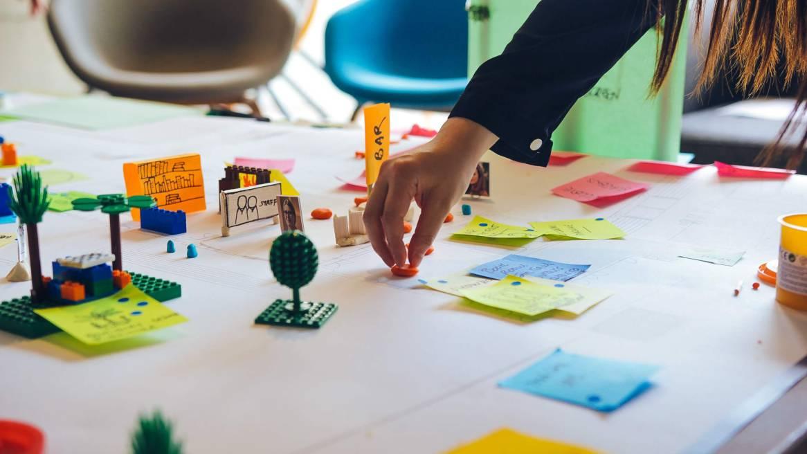 Le Design Thinking rend votre journée de travail plus fluide