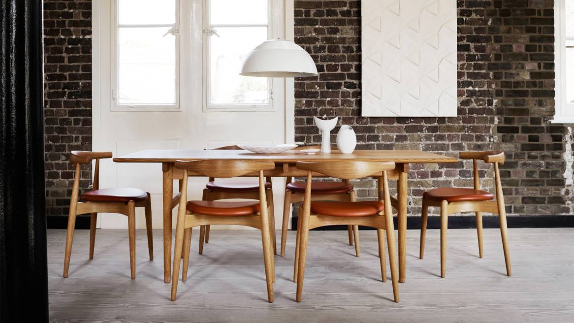 CH327 Dining Table from Coalesse