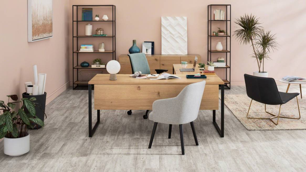 Creating Residential Style at Work with West Elm | Steelcase