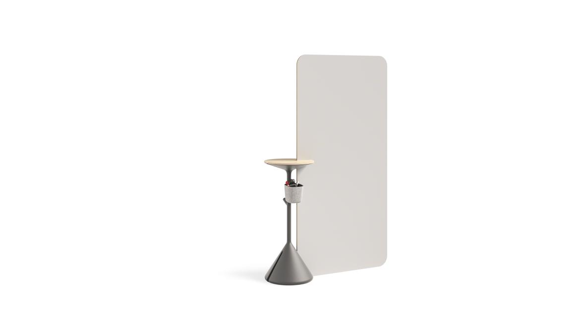 steelcase flex markerboard on white