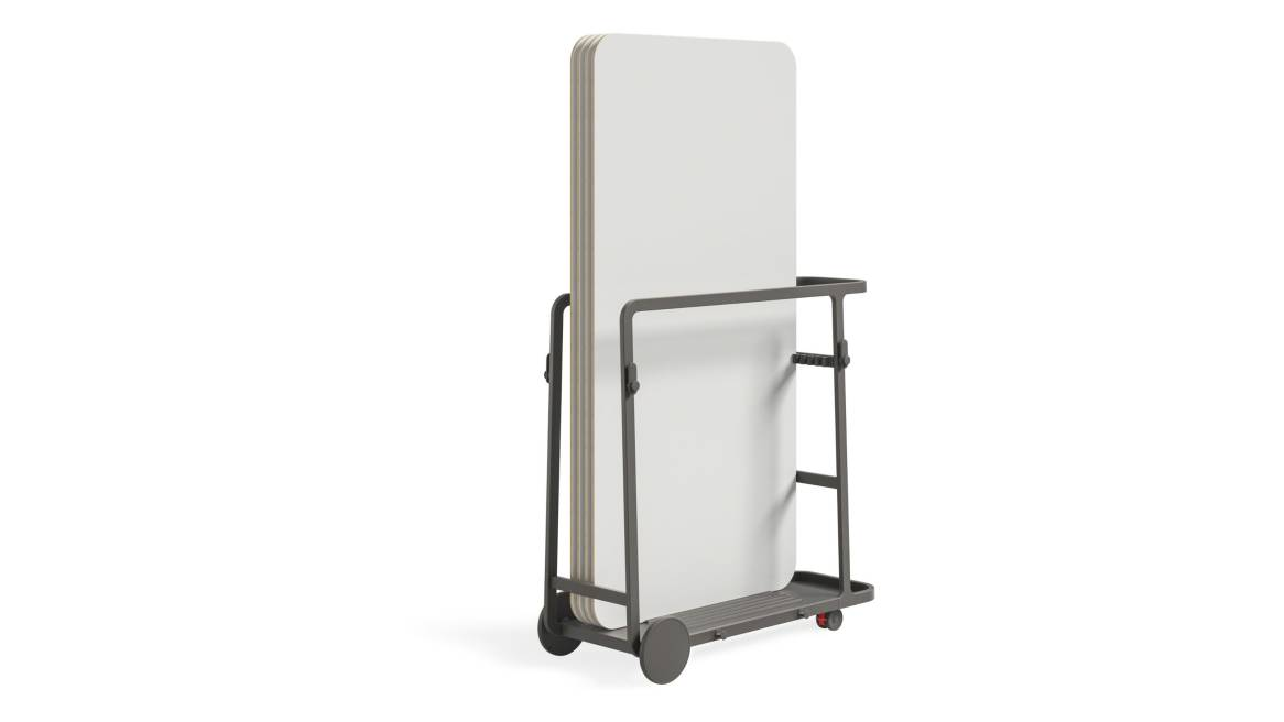 Steelcase Flex Board Cart