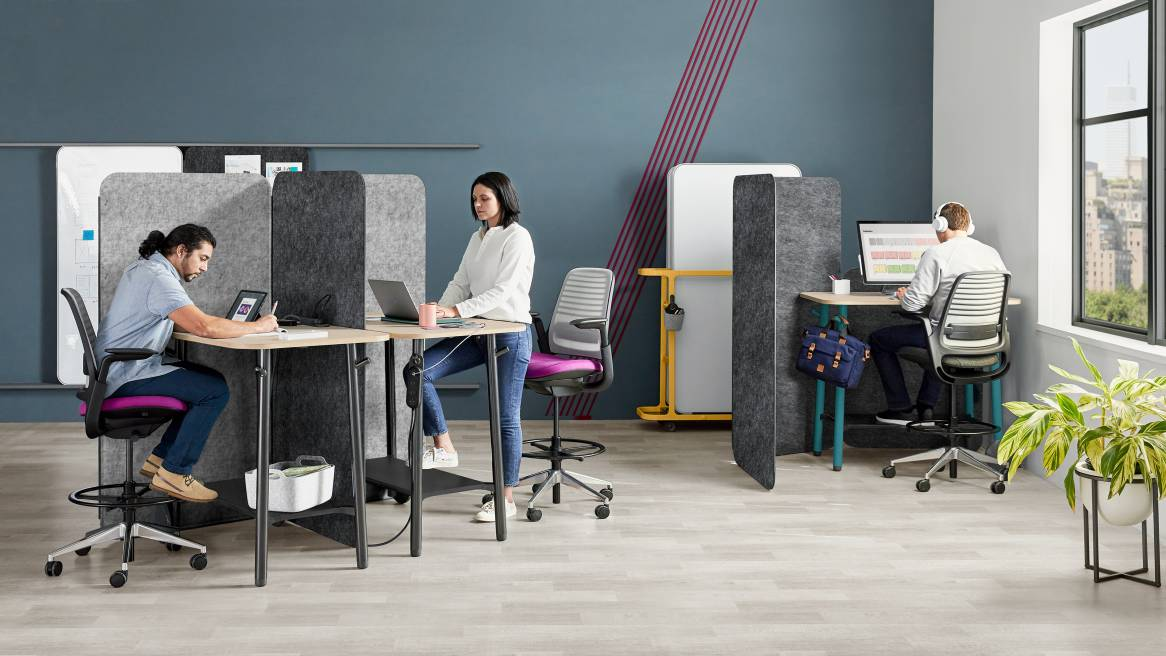Steelcase Flex Colelction