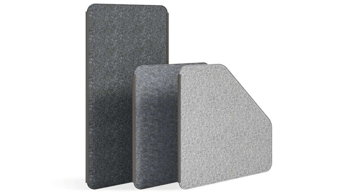 Pantallas Steelcase Flex