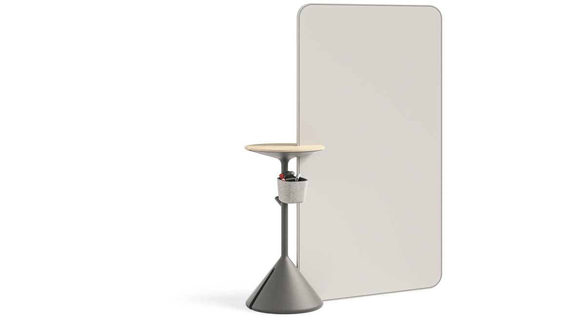 Tableaux blancs et supports Steelcase Flex