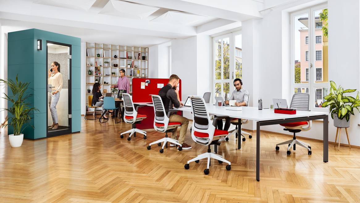 Officebricks Acoustic Pods