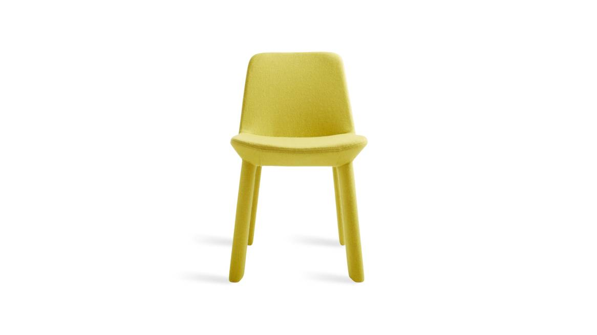Blu Dot Neat Dining Chair on white