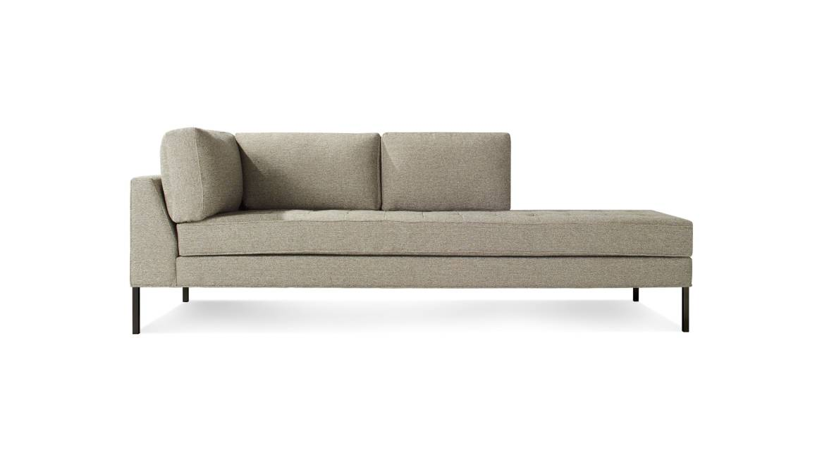 blu dot paramount daybed on white
