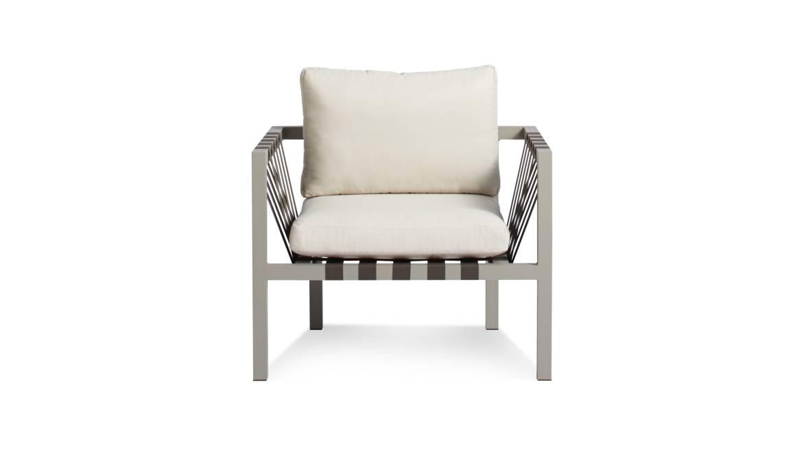 Blu Dot Jibe Outdoor Lounge Chair