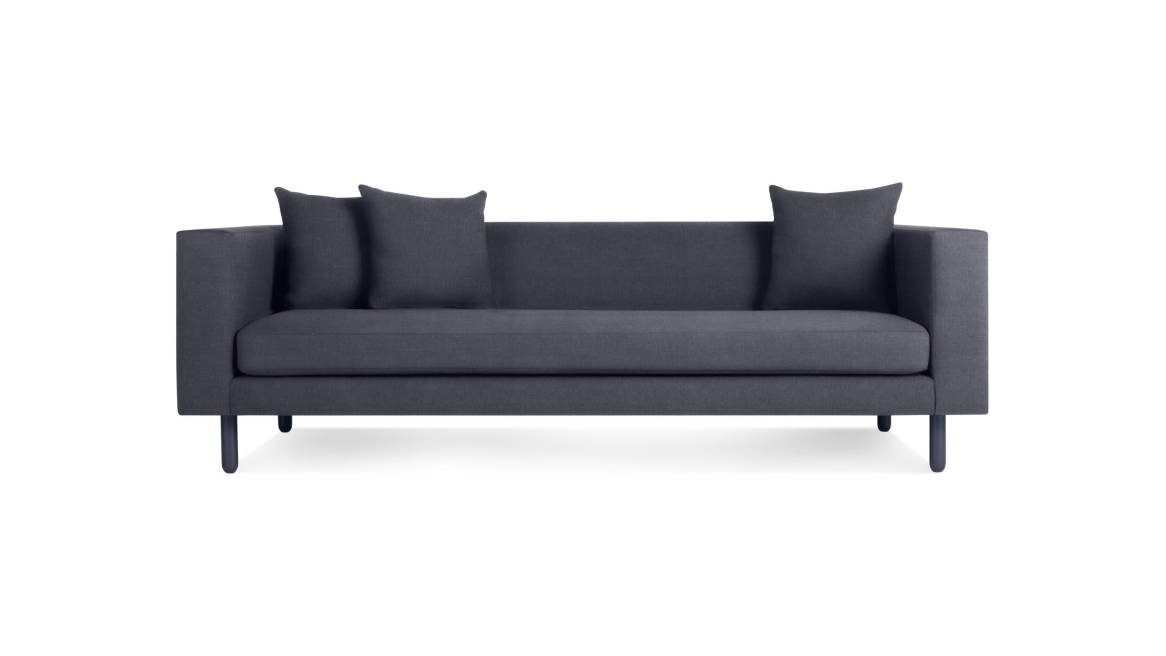 Blu dot Mono Sofa On White
