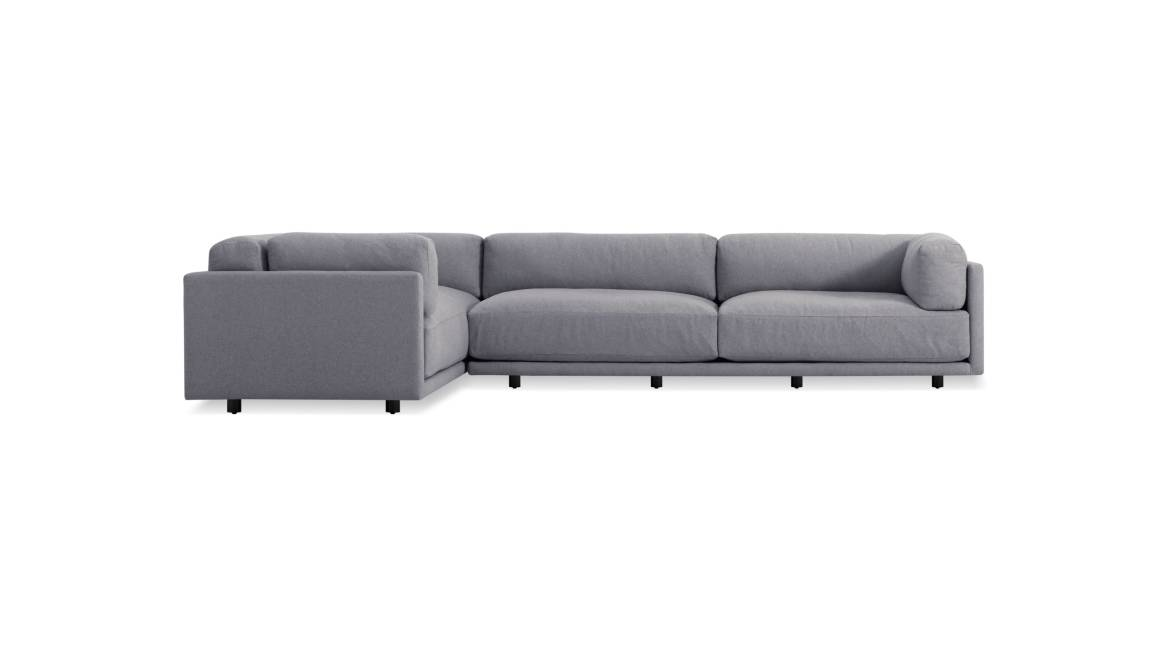 Blu Dot Sunday L Sectional