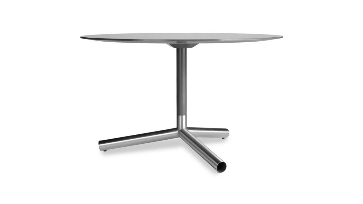 Blu Dot Sprout Dining Table On White