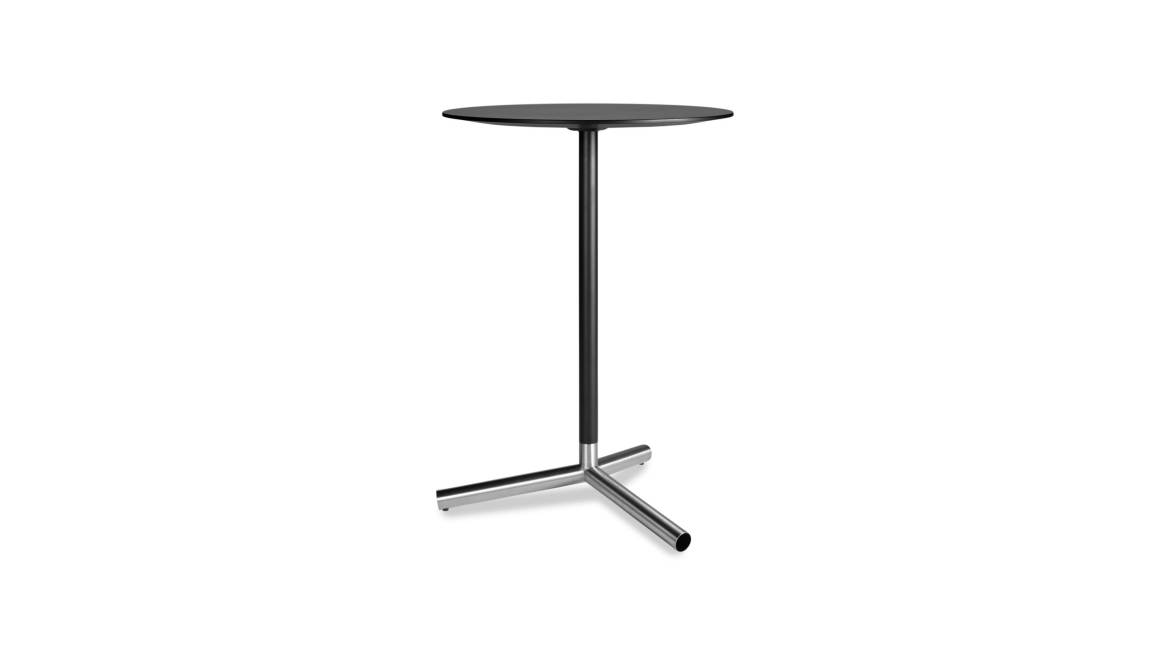 Blu Dot Sprout Bar Height Cafe Table On White