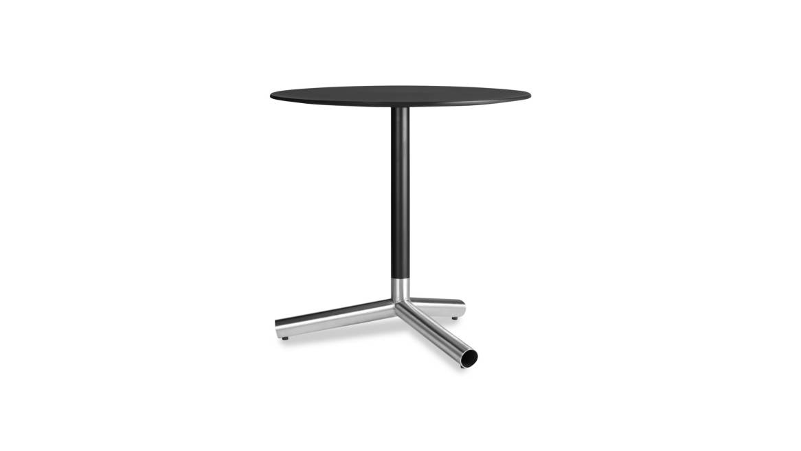 Blu Dot Sprout Side Table On White