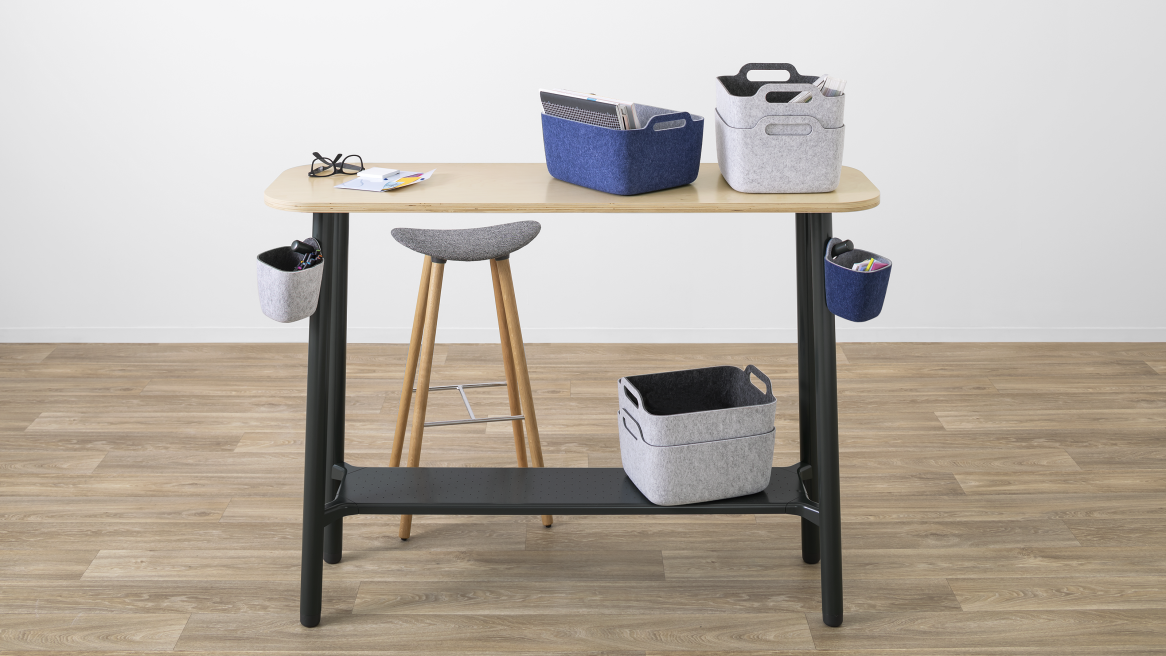 Steelcase Flex Accessories on a table