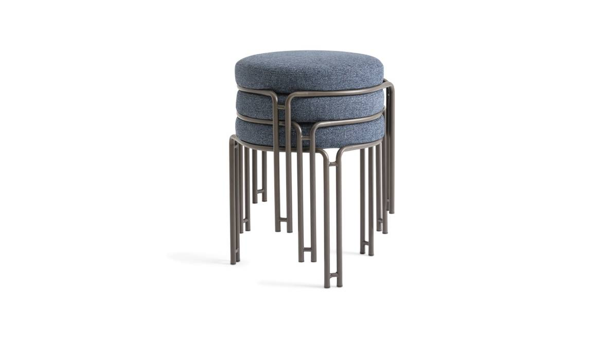 Admirable West Elm Work Charlie Stacking Stool Steelcase Theyellowbook Wood Chair Design Ideas Theyellowbookinfo