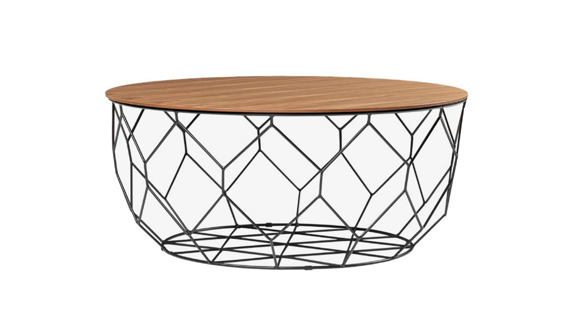 Table Comb rond