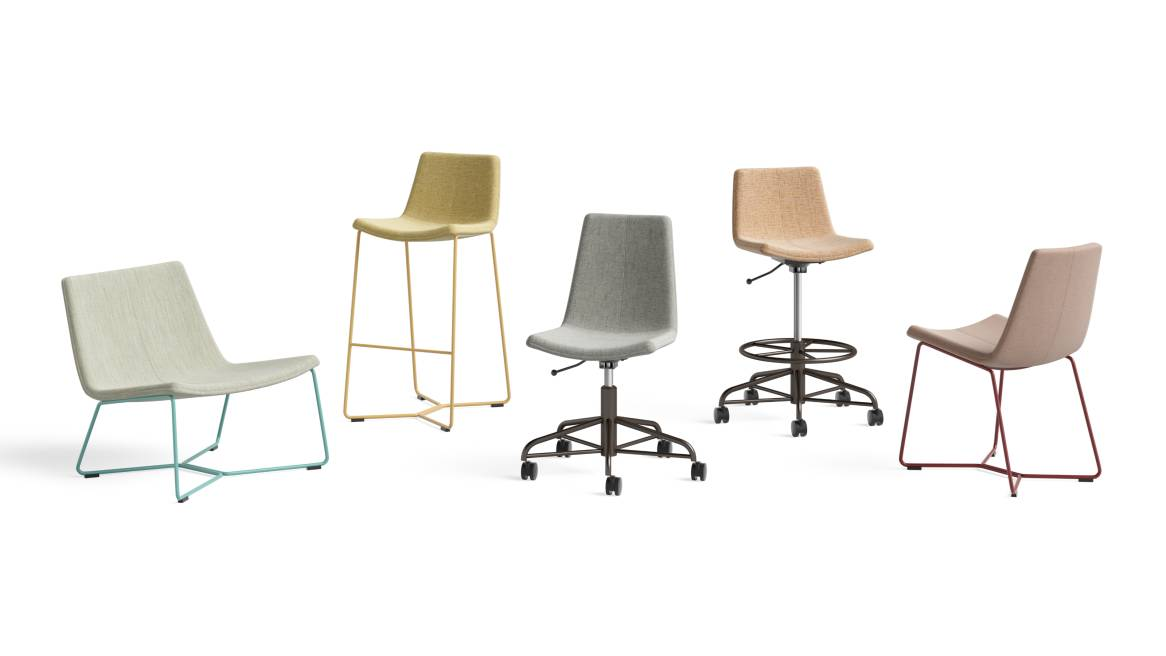 West Elm Work Slope Collection