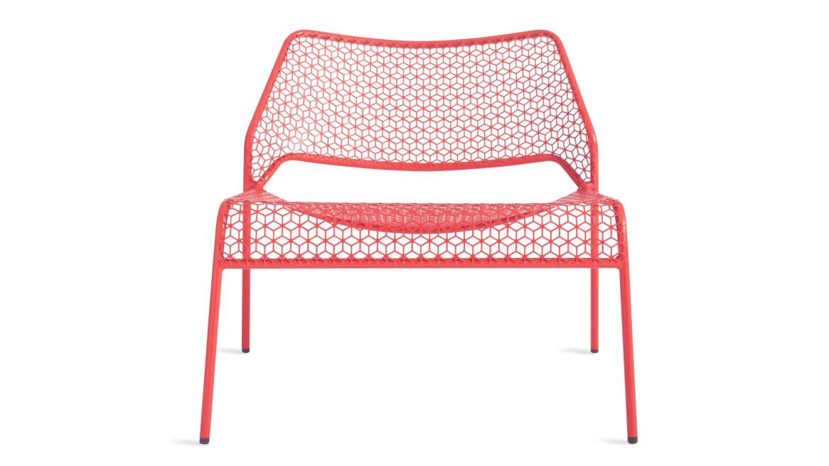Blu Dot Hot Mesh Lounge Chair 1