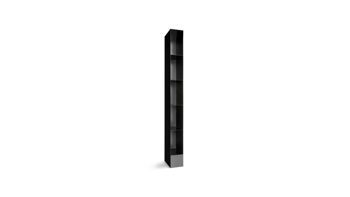 Blu Dot Totem Bookcase On White