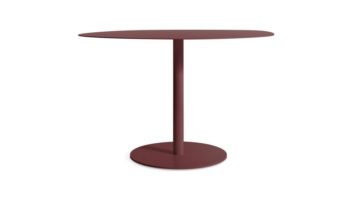 Blu Dot Swole Medium Table On White